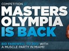 2012 IFBB  Masters Preview