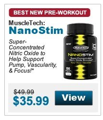 Super- Concentrated Nitric Oxide to Help Support Pump, Vascularity, & Focus!*