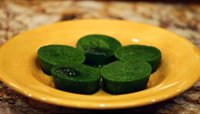 Frozen Spinach Cups