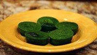 Natalie Hodson's Frozen Spinach Cups