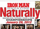 2012 NPC Iron Man Naturally Info
