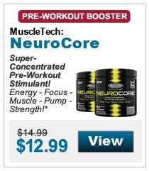 Super-Concentrated Pre-Workout Stimulant! Energy - Focus - Muscle - Pump - Strength!*