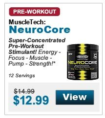 Super-Concentrated  Pre-Workout Stimulant! Energy - Focus - Muscle - Pump - Strength!* 12 Servings