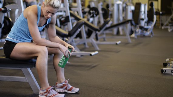 Down in the gym? Consider going for a blood glucose test.
