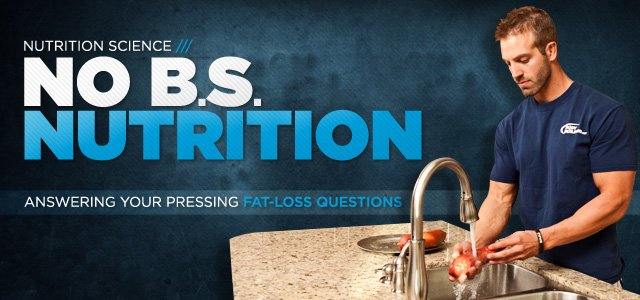 No BS Nutrition: Fat Loss Q&A