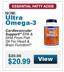 Cardiovascular Support!* EPA & DHA From Fish Oil For Heart & Brain Function!*