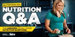 Nutrition 101: Nutrition Q & A