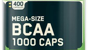 Related Product: Optimum Nutrition BCAA 1000 Caps