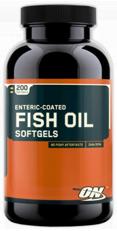 Optimum Fish Oil Softgels
