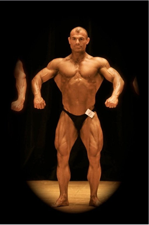 IFBB Amateur Junior & Masters