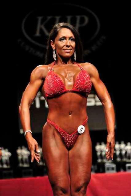Over 40 Amateur Of The Week: Yolanda Rosato