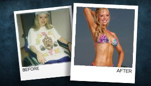 Over 40 Transformation of the Year: Exercising to Live
