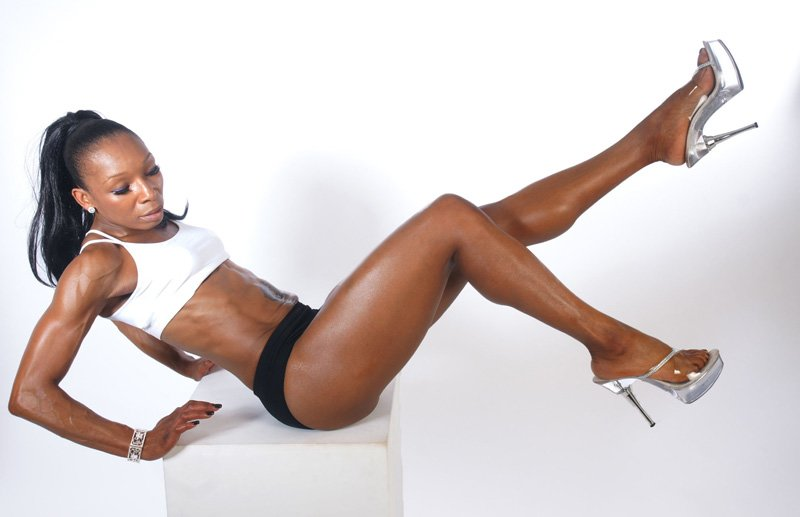 Over 40 Bodybuilder of the Week: Paulette Sybliss