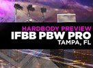 2012  IFBB PBW Tampa Pro review