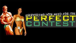 Everything You Need For The Perfect Contest Tan