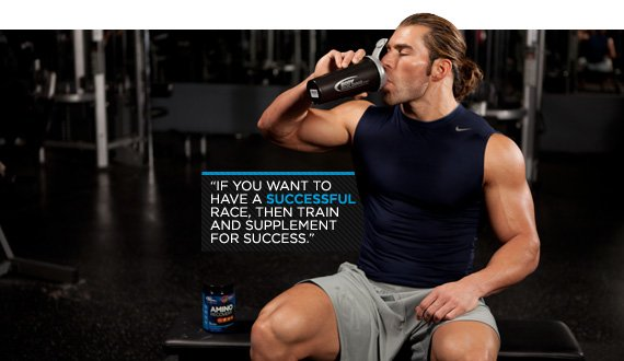 train and supplement for success