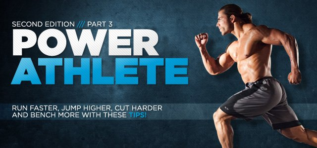 Power Athlete, 2nd Ed. - Part 3: Football Combines.