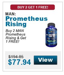Man Prometheus Rising	B2 G1