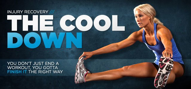The Cool Down - Recover Faster and Avoid Injury!