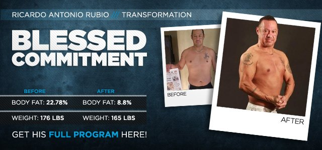 Body Transformation: Blessed Commitment
