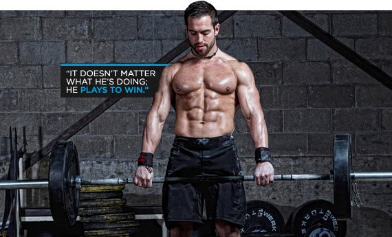 1e18e38ad72106 Rich Froning CrossFit Workouts  Train Like The 2011 CrossFit Games ...