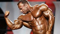 Interview With Ronny Rockel: Preparing For The Olympia