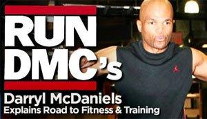 RUN-DMC's Darryl McDaniels!