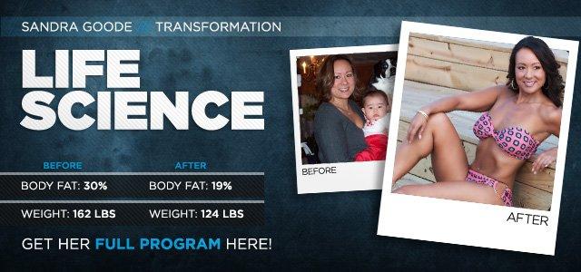 Body Transformation: Life Science