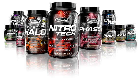 Bodybuilding.com Supplement Company Of The Month: MuscleTech