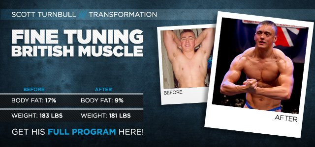 Body Transformation: Fine Tuning British Muscle