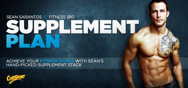 Sean Sarantos Fitness 360: Never Say Die - Supplementation