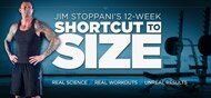 Jim Stoppani's 12-Week Shortcut To Size!
