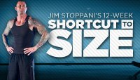 Jim Stoppani's Shortcut To Size