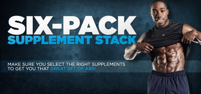 Six-Pack Supplement Stack: Valuable List Takes Fat Loss To New Level
