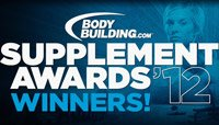 Bodybuilding.com Supplement Award Winners