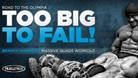 Road To The Olympia: Too Big To Fail!