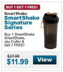 Buy 1 SmartShake SmartShake, Jay Cutler & get 1 FREE!