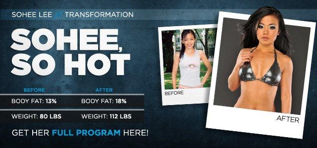 Body Transformation: Courage Against Despair