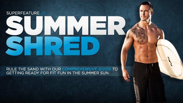 Summer Shred Programs