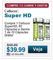 Compre Um Cellucor SuperHD 60 Cápsulas e Ganhe Um de 10 Cápsulas Grátis