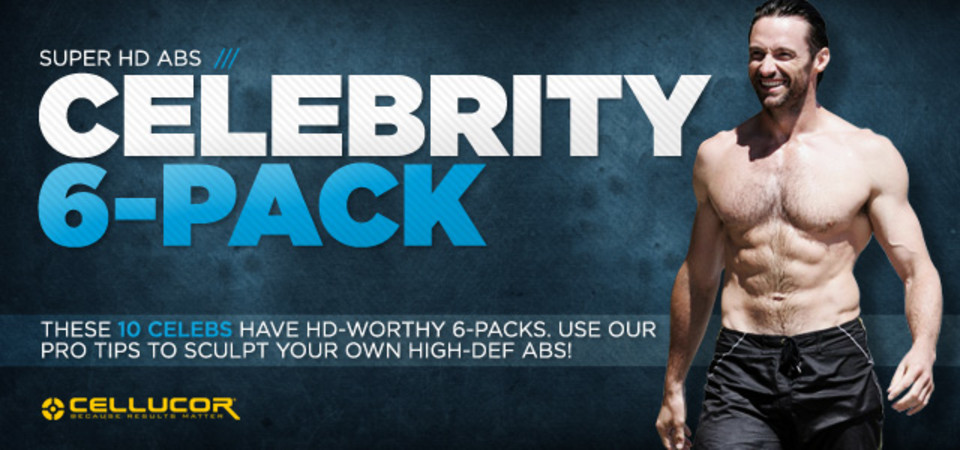 12 BEAUTIFUL CELEBRITIES ROCKING THEIR ABS ... - YouTube