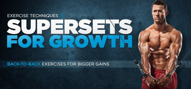 Supersets For Growth