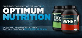 supplement company of the month   optimum nutrition