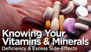 Knowing Your Vitamins!