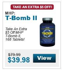 MHPT-Bomb$5 Off