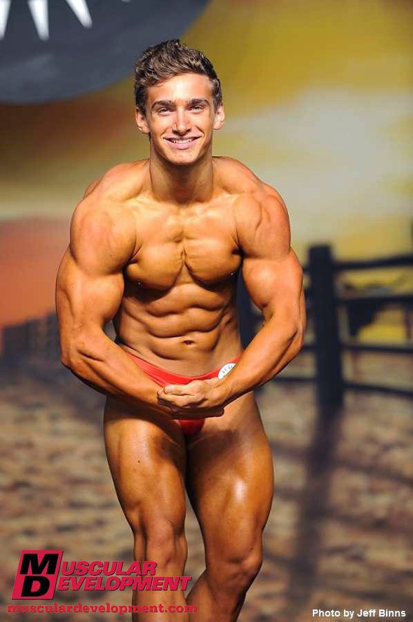 Teen Amateur Of The Week: Cody Montgomery
