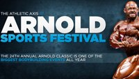 2012 Arnold Sports Festival: The Athletic Axis