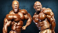 Road To The Olympia 2012: Branch & Phil Will Match Minds As Well As Physiques