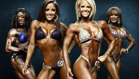 2012 Olympia: Women's Prejudging Report
