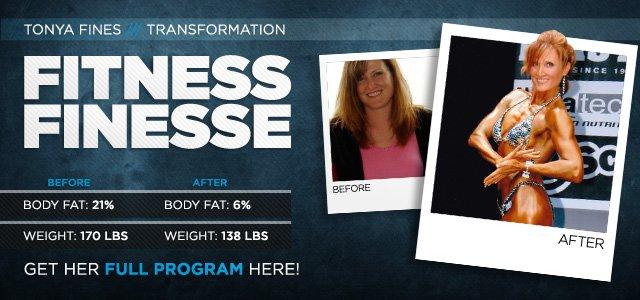 Body Transformation Fitness Finesse Bodybuilding Com